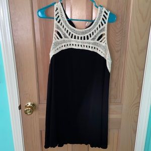 Klozlyne Sundress - Black